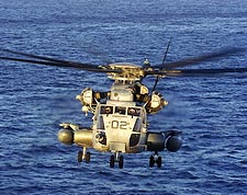 CH-53E Super Stallion Helicopter HMH-464 Photo Print for Sale