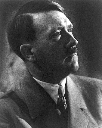Chancellor of Germany Adolf Hitler Portrait Photo Print