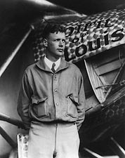 Charles Lindbergh Spirit of St. Louis 1927 Photo Print for Sale