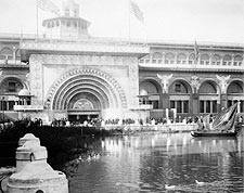 Chicago 1893 Worlds Columbian Exposition Photo Print for Sale