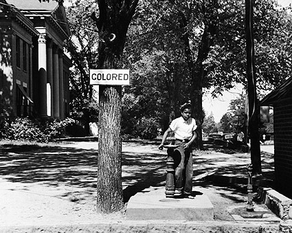 Civil Rights Segregated Water Fountain 1938 Photo Print