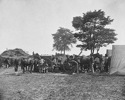 Civil War Battle of Antietam Maryland 1862 Photo Print