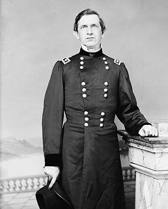 Civil War General Edward Canby Portrait Photo Print