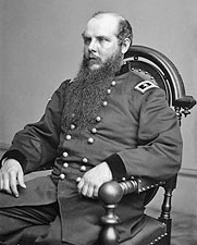 Civil War General John Schofield Portrait Photo Print for Sale