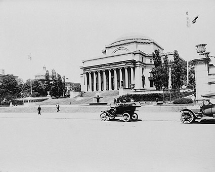 Columbia University 1915, New York City Photo Print