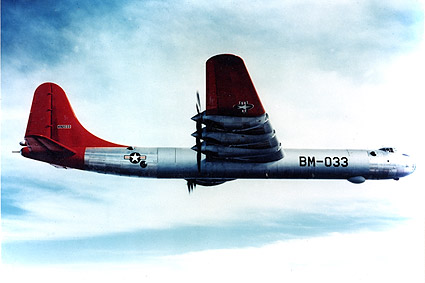 Consolidated Vultee B-36 Bomber Photo Print