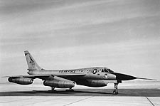 Convair B-58 Hustler Bomber 3/4 View Photo Print for Sale