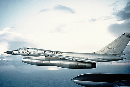Convair B-58 Hustler Bomber Photo Print