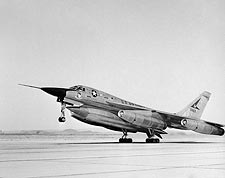 Convair B-58 Hustler Bomber Takeoff Photo Print for Sale