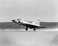 Convair F-102 Delta Dagger Take Off Photo Print for Sale