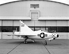 Convair XF-92 Dart Photos
