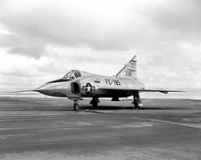 Convair YF-102 Delta Dagger F-102 Photo Print