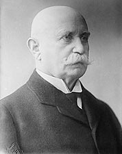 Count Ferdinand von Zeppelin Portrait Photo Print for Sale