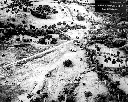 Cuban Missile Crisis Launch Site After 1962 Photo Print
