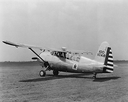 Curtiss O-52 Observation Aircraft Photo Print