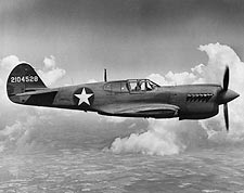 P-40 Warhawk Photos