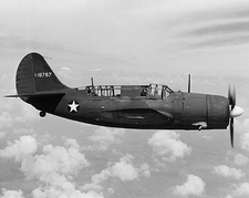 Curtiss SB2C Helldiver WWII Aircraft Photo Print