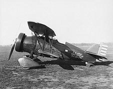 Curtiss YP-20 Airplane Side View Photo Print for Sale