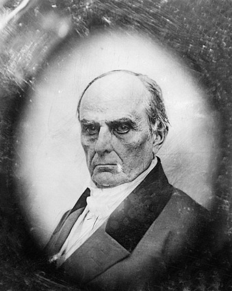 Daniel Webster Daguerreotype Brady Portrait Photo Print