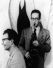 Dave Brubeck & Paul Desmond Portrait Photo Print for Sale
