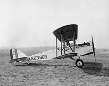 De Havilland DH-4 Airplane Photo Print for Sale