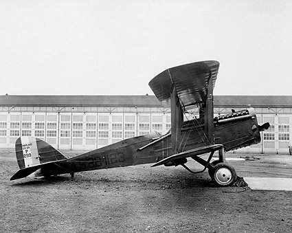 De Havilland DH-4B Airplane Photo Print
