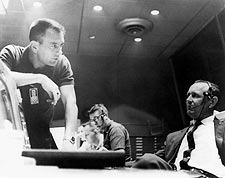 Deke Slayton Mercury Control Center Photo Print for Sale