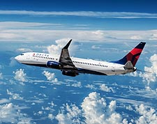 Delta Airlines Boeing 737  Photo Print for Sale