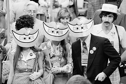 Democratic National Convention NYC 1976 Photo Print