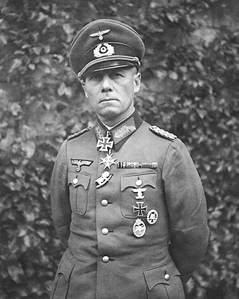 Desert Fox General Erwin Rommel WWII Photo Print