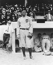 Detroit Tigers Baseball Player Ty Cobb Photo Print for Sale