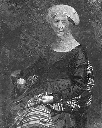 Dolley Madison Daguerreotype Portrait Photo Print