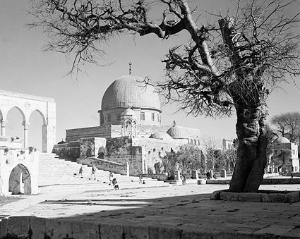 Dome of the Rock Islamic Shrine Jerusalem Photo Print