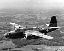 Douglas A-20 Havoc WWII Photo Print