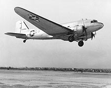 Douglas C-47 Skytrain Transport Aircraft Photo Print for Sale