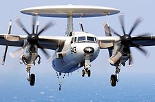 E-2C / E-2 Hawkeye Aircraft US Navy Photo Print for Sale