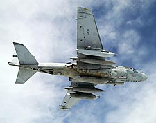 EA-6 / EA-6B Prowler Black Ravens VAQ-135 Photo Print for Sale