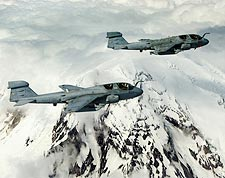 EA-6 / EA-6B Prowler Cougars VAQ-139 Photo Print for Sale