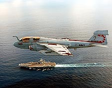 EA-6 / EA-6B Prowler Scorpions VAQ-132 Photo Print for Sale