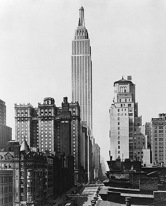 Empire State Building, New York City 1931 Photo Print