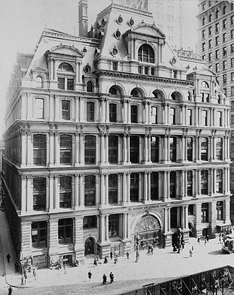 Equitable Building, Manhattan New York City Photo Print