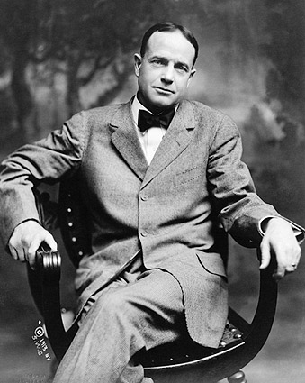 Evangelist Billy Sunday Portrait Photo Print