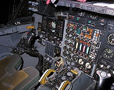 F-111 Aardvark Cockpit Photo Print for Sale