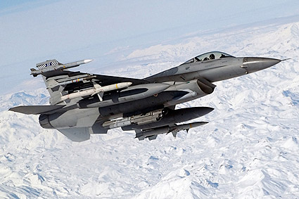 F-16C / F-16 Fighting Falcon Air Force Photo Print