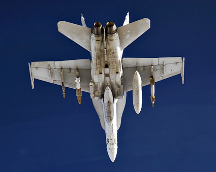 F-18 Hornet VFA-82 Marauders Navy Photo Print