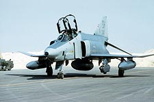 F-4 Phantom II Desert Storm Air Force Photo Print for Sale