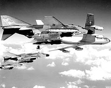 F-4C / F-4 Phantom Bomber & KC-135 Tanker Photo Print for Sale