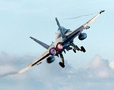 F/A-18 / F-18 Hornet & CVN 74 Navy Photo Print for Sale