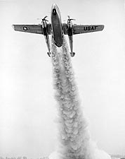 Fairchild C-119 Flying Boxcar Rocket Assist Photo Print for Sale