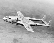 Fairchild C-119A / C-119 Flying Boxcar Photo Print